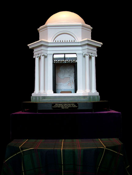 Robert Burns Mausoleum